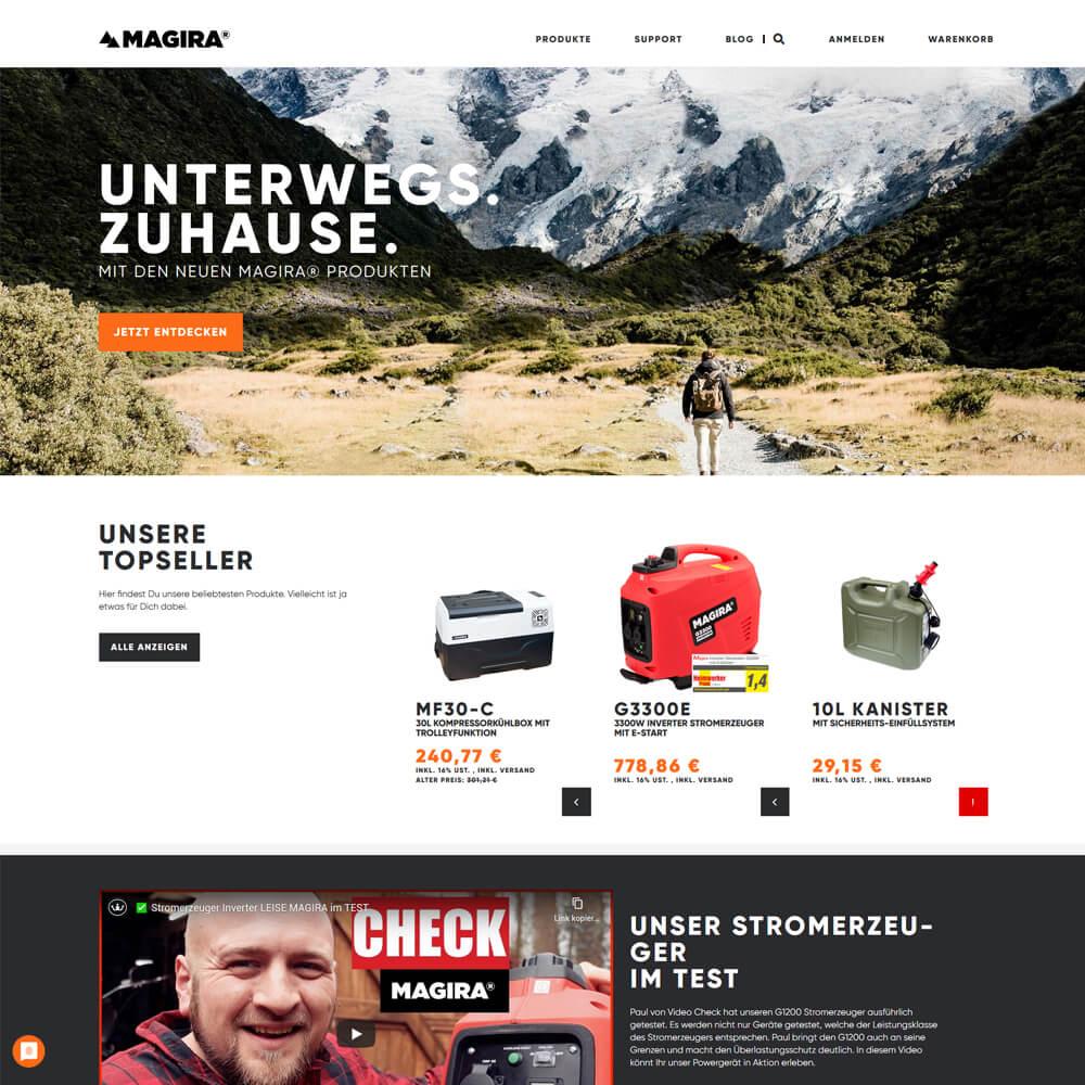 JTL Shop 4 - magira.eu